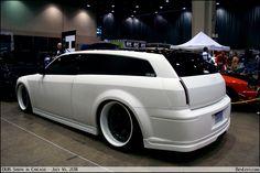 dodge custom | Custom Dodge Magnum by Halo - BenLevy.com