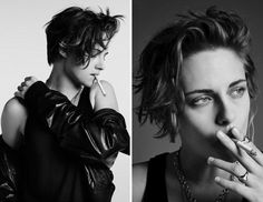 Find images and videos about kristen stewart on We Heart It - the app to get lost in what you love. Kirsten Stewart Short Hair, Kristen Stewart Hair, Short Hairstyles 2015, Cool Hairstyles, Queer Hair, Short Hair Cuts, Short Hair Styles, Vetement Fashion, Biker Girl