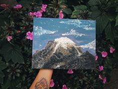 #painting #oiloncanvas #oilpaintings #mountains #mountaincolombia #colombiatravel #art #artwork #paint Ted, Tote Bag, Mountains, Artwork, Bags, Painting, Colombia, Illustrations, Handbags