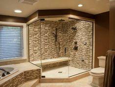 LOVE IT! master bath shower designs | master bathroom shower ideas