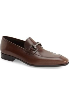 Salvatore Ferragamo 'Giant' Loafer (Men) available at #Nordstrom