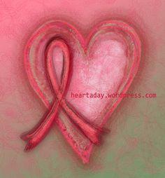 pink ribbon tattoos   The Pink Ribbon - Free Download Tattoo #23338 The Pink Ribbon With ...