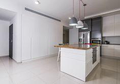 פנטהאוס ברחובות -המטבח | יוניק דברים מיוחדים