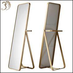 Ikornnes floor Mirror 3d Model