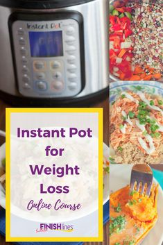 Instant Pot for Weig