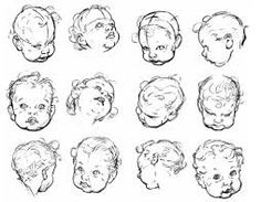Resultado de imagen para head study andrew loomis