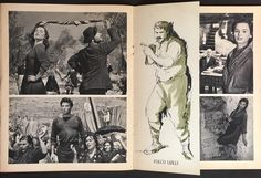 Lux Film, Non c'è pace tra gli ulivi (brochure), Roma, 1950