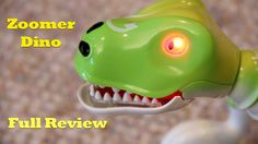 Zoomer Dino Boomer, Hands-On Review. Prehistoric Interactive Pet  Forget the kids I want now lol ;-D Prehistoric, Lol, Pets, Videos, Gadgets, Forget, Hands, Toys, Prehistoric Age