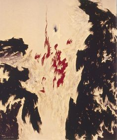 Clyfford Still - leading American Abstract Expressionist: Nov. 30, 1904 - 1980…