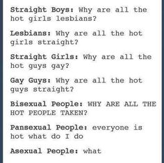 demisexual people: why are all the hot people too hard to get to know on a nice personal level