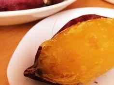 簡単☆激うま☆とろとろで甘〜い焼き芋の画像