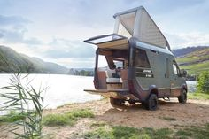 Hymer reveals its foray into vanlife with the VisionVenture – vanlifer