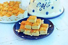 Omlós sajtos kocka