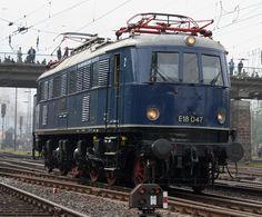 E 18 047 von Dieter Stahlschmidt