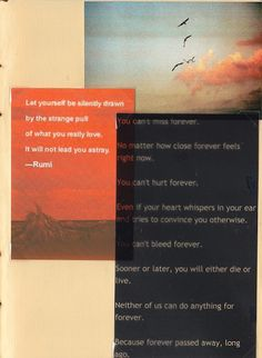 http://istilldontknowwhatlovemeans.blogspot.com/  quote from www.iwrotethisforyou.me