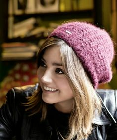 Hello! I'm Jade! I can control plants and make them grow! I love the outdoors and adventure! I'm up for any challenge! (Jenna Coleman))
