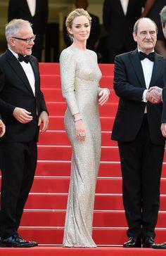 Emily Blunt au Festival de Cannes