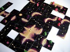 Carcassonne espacial :)  http://tmblr.co/ZupBkwjVDLCo