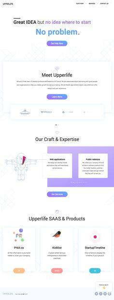 Upperlife - We are a close team of creative professionals