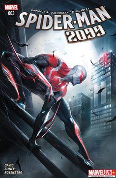 Spider-man 2099 #003