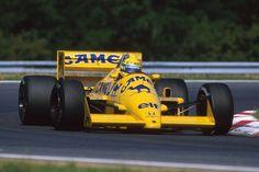 Ayrton Senna (BRA) (Camel Team Lotus Honda), Lotus 99T - Honda V6 Turbo Spa-Francorchamps, 1987.