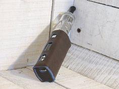 COVERTA Eleaf iStick case  Genuine cowhide leather Box by malafola - €30 - customizable!!
