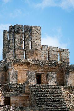 Ruinas de Edzna - Ciudad Maya: Edzna