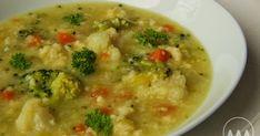 Na přípravu budete potřebovat: Použijte jakoukoliv sezónní zeleninu, kterou zrovna máte: mrkev celer brokolice květák hrášek kedl...