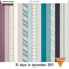 31 days in december 2011   papers