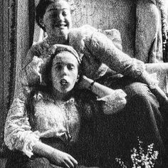 Anastasia and Maria Nikolaevnas. The photo shows that they were no more than usual children. Анастасия и Мария Николаевны. Обычные дети. #otma #отма #grandduchess #romanovs #royals #russianempire #history by history.romanovs
