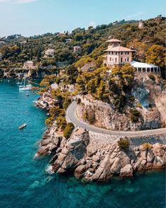 Portofino, Italy (Europe) | ©Ed Jose