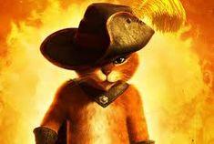 Puss in Boots Shrek Shrek, Walt Disney Co, Disney Pixar, Angry Wolf, Fantasy Love, Bad Cats, Bad Kitty, Mood Wallpaper, Paramount Pictures