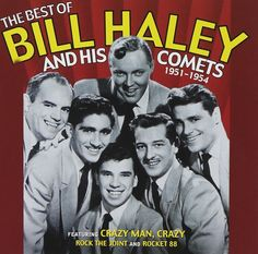 Bill Haley & His Comets - The Best Of Bill Haley 1951-1954 ...