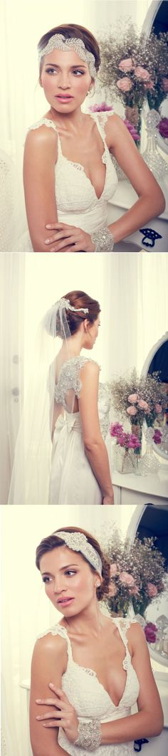 Bridal Accessories from Anna Campbell
