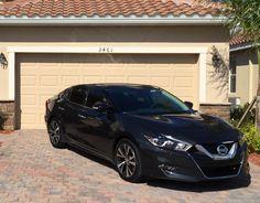 2016 Nissan Maxima Platinum in Storm Blue www.imperionissancapistrano.com
