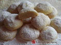 Christmas Bread, Christmas Biscuits, Christmas Cooking, Christmas Desserts, Christmas Mix, Greek Sweets, Greek Desserts, Greek Recipes, Candy Recipes