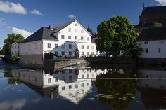Museum in Uppsala Sweden
