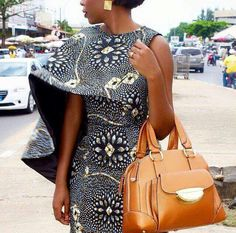 #africanprint #dress