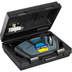 Yellow Jacket Refrigerant Gas Analyzer with Printer - 68940 for 19% off at Energy Conscious