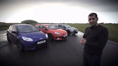Yry's Automotive Blog: Lupta hot-hatch : Renault Megane RS vs Ford Focus ST vs Opel Astra OPC Megane Rs, Ford Focus, Cars, Vehicles, Hot, Automobile, Autos, Rolling Stock, Car