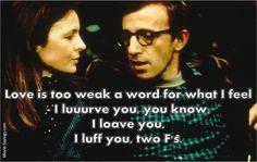 Woody Allen - Annie Hall (1977)