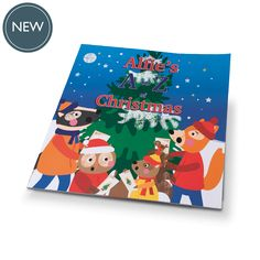 Personalised A to Z of Christmas