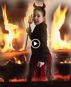 Días de Inspiración: Disfraz casero de diablesa.