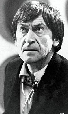 Doctor Who: Second Doctor Patrick Troughton I Am The Doctor, Second Doctor, Doctor Who Actors, Home Doctor, Doctor Who Tumblr, William Hartnell, Classic Doctor Who, Scottish Actors, Sci Fi Series