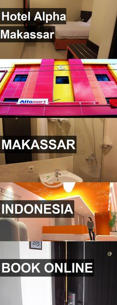 Hotel Hotel Alpha Makassar in Makassar, Indonesia. For more information, photos, reviews and best prices please follow the link. #Indonesia #Makassar #hotel #travel #vacation