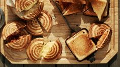 Guy Fieri's Camping Sandwiches -- Get the recipe HERE: http://abcn.ws/1nZSNxz