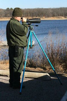 Eagle Watching at the Chickasaw National Recreation Area
