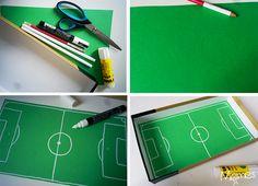 fabriquer un jeu de foot