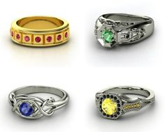 If Hogwarts had class rings