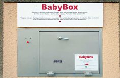 The first use of the 4 year old czech babybox - MEDLINES - Medical Headlines